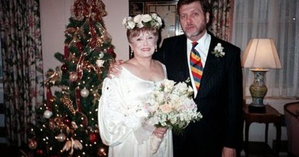 1997 Wedding of actress Rue McClanahan and sixth (and last ...