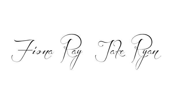 Make It Yourself Online Tattoo Name Creator The Rain