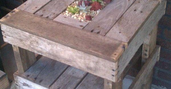 Reclaimed Wood No Instructions But Looks Straightforward