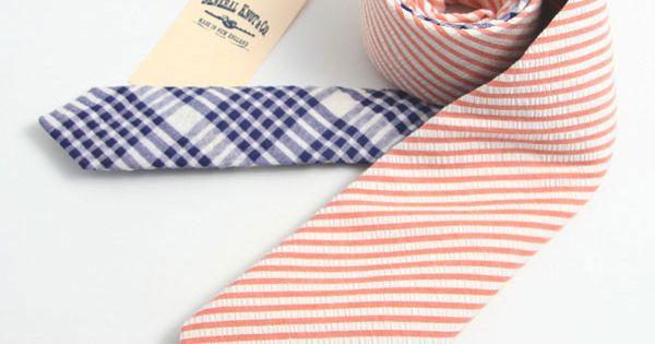 Vintage & stripes. General Knot & Co. - would make the Eldredge