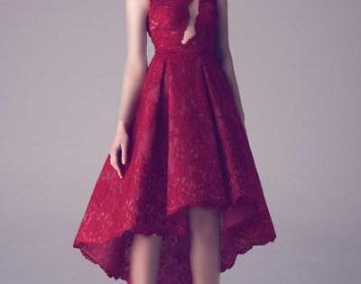 اجمل فستان سهرة موديلات جديدة 2019 Dresses Fashion High Low Dress