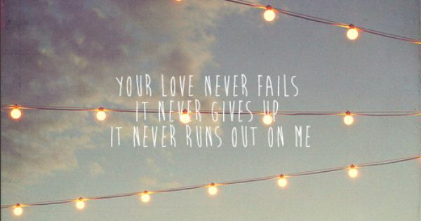 Your love quote