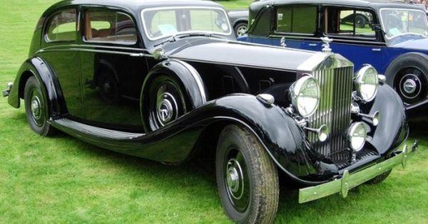 1938 7 4 Litre V12 142 Inch Wheelbase Phantom Iii Touring