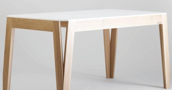 table meli melo en ch ne et corian ideetjes voor diy. Black Bedroom Furniture Sets. Home Design Ideas