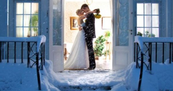 Winter weddings beautiful and winter on pinterest