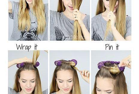 how to keep curls nice overnight