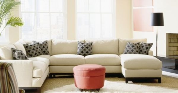 Sullivan Corner Sectional Sofa With Chaise By Rowe Belfort Furniture This Configuration