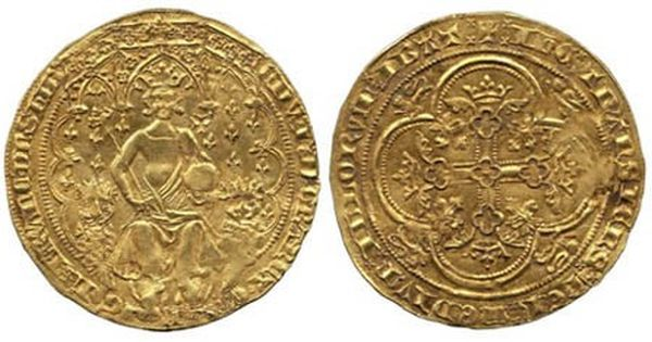 Edward 111 Double Gold Florin Devon And Dorset England Metal Detecting Find Gold Silver Coins Gold Coins Numismatic Coins