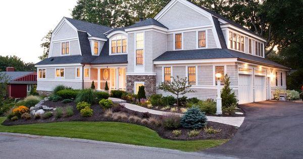New england shingle style architecture shingle style for New england architectural styles