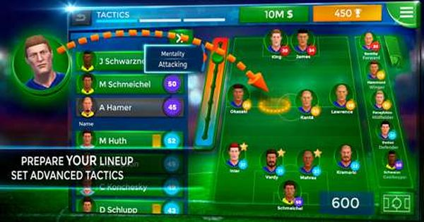 Pro 11 Football Manager Appx Win 10 Phones Football Manager