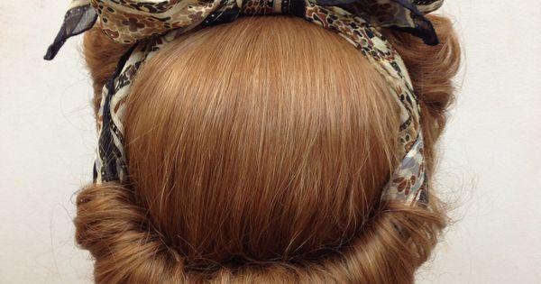 1940s Land Girls Hair Make Up Amp Nails Pinterest