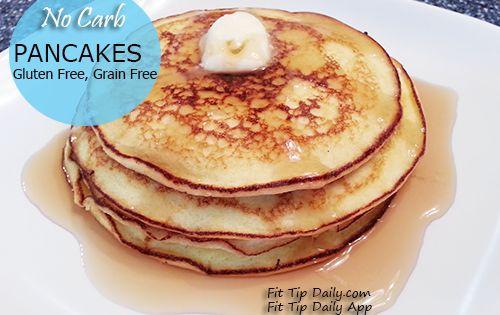 Gluten free grains, Pancakes and Grain free on Pinterest
