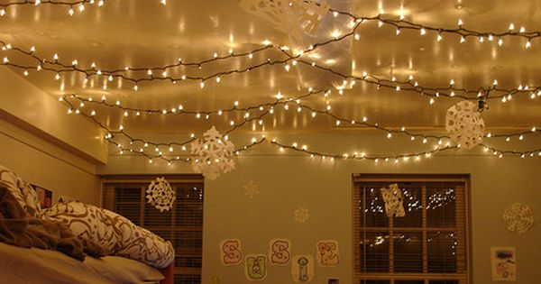 Bedroom Fairy Lights Ideas Ceiling Canopy Ceiling And