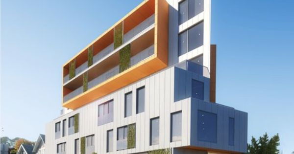 In Ottawa, The Eddy is a green condo developing targeting LEED Platinum