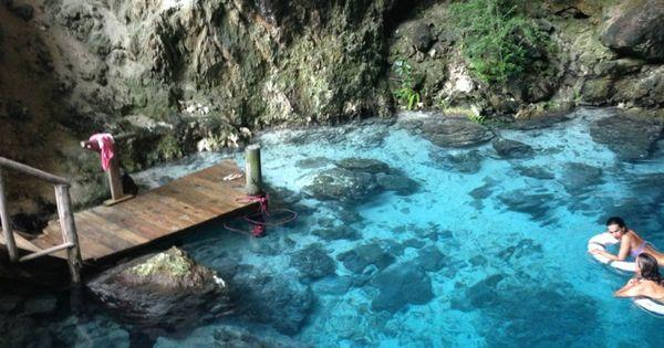 Hoyo azul in punta cana dominican republic vacation for Dominican republic vacation ideas