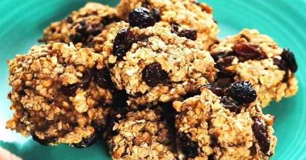 Oatmeal, How to make and Cookies on Pinterest