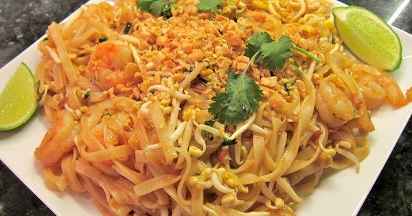 Pad Thai | Chinese Food | Pinterest | Thai Sauce, Pad Thai Sauce and ...