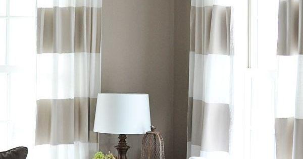 Dise o cortinas rayas casitas pinterest cortinas - Diseno cortinas modernas ...