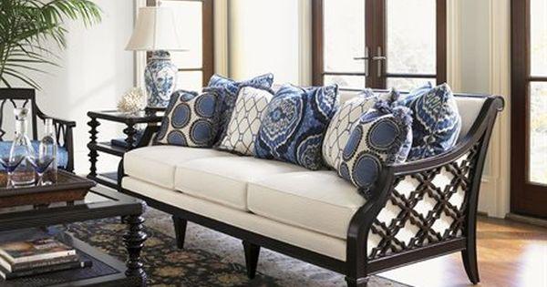 Tommy Bahama Royal Kahala Living Room Set British Colonial Decor Living Room Sets Cheap Living Room Sets