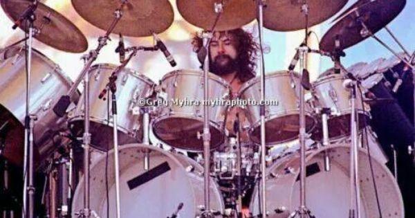Bill Ward Black Sabbath Black Sabbath Concert Bill Ward