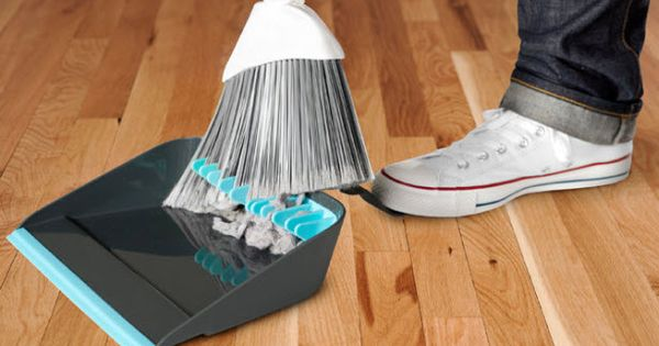 I need this thing. Hairy brooms gross me out.