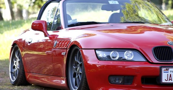 Air Bagged Bmw Z3 Stanceworks Bmw Pinterest