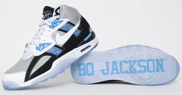 Bo Jackson Broken Bat Shoes Size