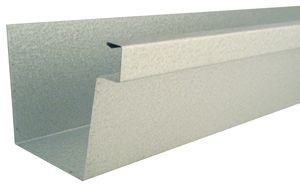 Galvalume Box Gutter With Images Box Gutter Gutter Shipping Box Sizes