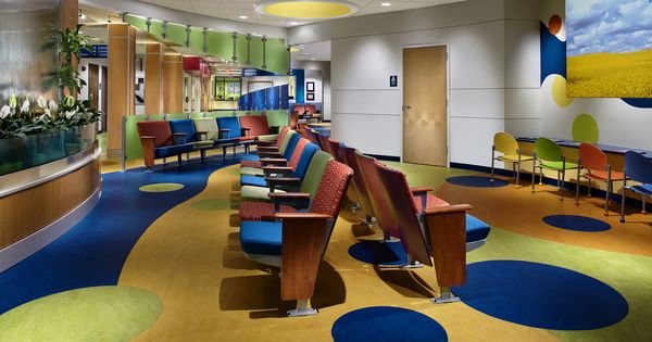 Aaa Concord Ca >> Colorful medical waiting room #medicalofficefurniture | Medical Office Waiting Rooms | Pinterest ...