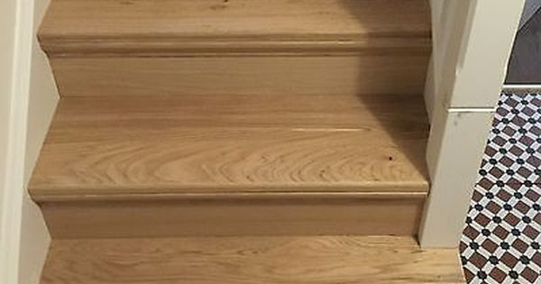 Oak Stair Cladding Bottom Bullnose Step Stairs Cladding Oak Stairs Stairs