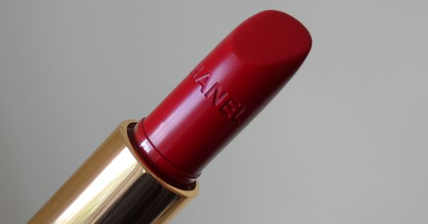 I bought it! Chanel Rouge Allure Luminous Intense Lipstick - Pirate 99: