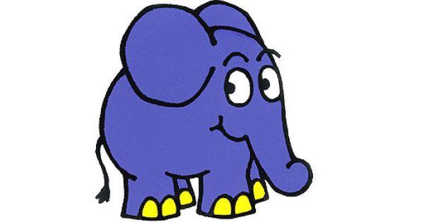 Die Sendung Mit Der Maus Sendung Mit Der Maus Elefant Elefant Ausmalbild