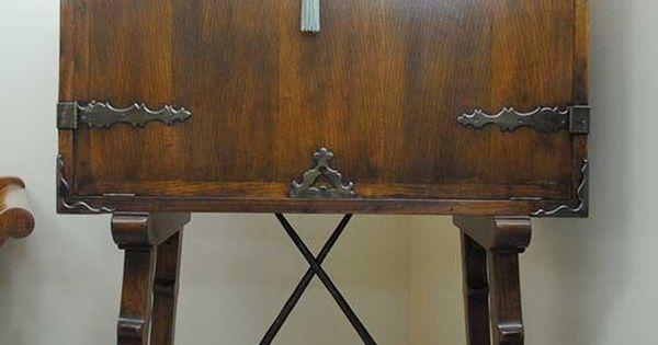 Bargue o castellano coleccion muebles antiguos pinterest - Muebles castellanos antiguos ...
