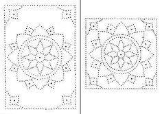 Punched Tin Patterns Free Punched Tin Patterns Tin Can Lanterns French Knots