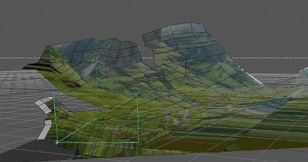 Use stills to create a dynamic 3d landscape cinema 4d for 4d garden design