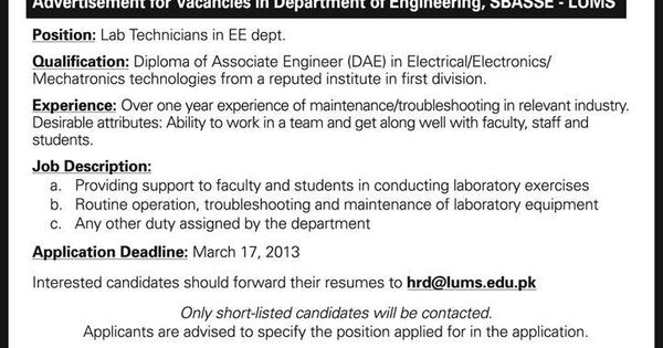 Jobs In Lums Lahore  Books Worth Reading    In And Jobs In