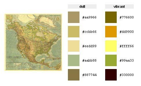 Color Palette Generator Cartography Vintage Colour Palette Color Palette Generator Vintage Colors
