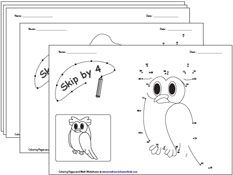 11++ Skip counting by 4 worksheets Free Download