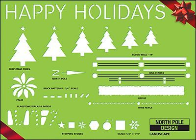 Customize Landscape Stencil Christmas Cards Online Ziti Cards Landscape Cards Holidaycards Christmas Card Online Christmas Cards Christmas Card Template