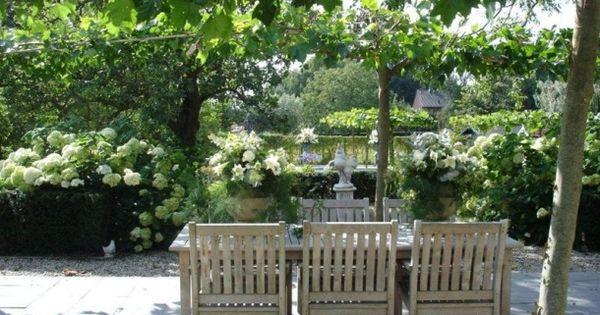 Dakplatanen ideas pinterest doors tuin en tuin idee n - Aangelegde tuin ideeen ...