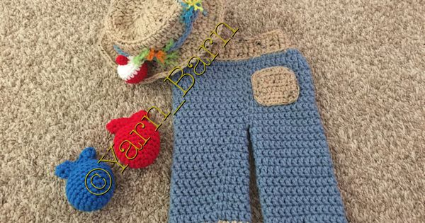 Fishing set Yarn Barn Pinterest Fishing