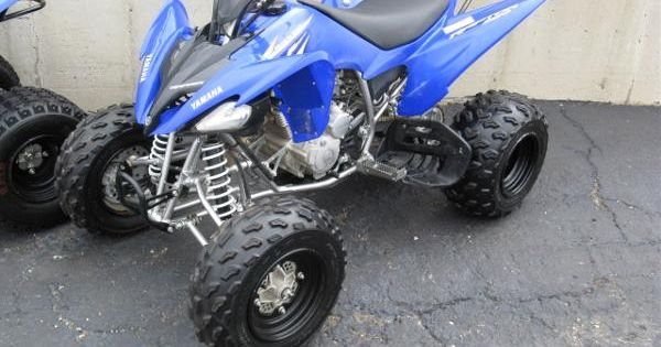 we have largest selection of used yamaha four wheeler