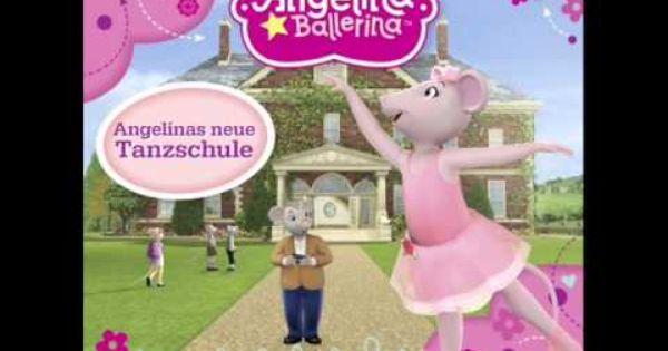 Angelina Ballerina Folge 1 Angelinas Neue Tanzschule Youtube Family Guy Character