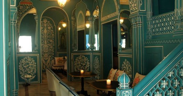 Bar palladio at narain niwas palace hotel in jaipur india for Design hotel 6f