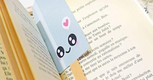 Marque pages rigolo id e de g nie pinterest marque - Idee de genie bricolage ...