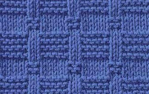 Intermediate Knitting Combining Knit And Purl Stitches : Knitting Galore: Saturday Stitch: Tile Stitch Crafts: Knitting and Crocheti...