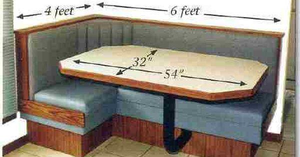 Corner Booth Seating Kitchen Booths Restaurant Booth Seating Booth Seating In Kitchen
