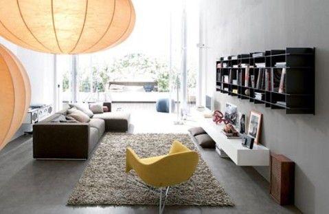 Modern Italian Interior Design Small Apartment Design Small House Design Italian Interior Design
