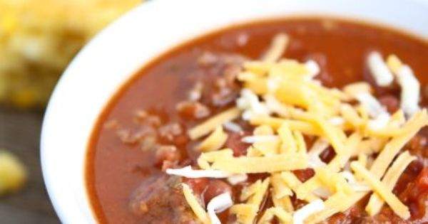 Spicy chili, Chili and Spicy on Pinterest