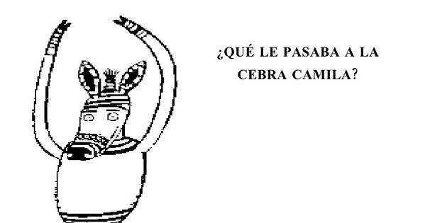 La cebra camila | Colegio | Pinterest | Spanish classroom ...